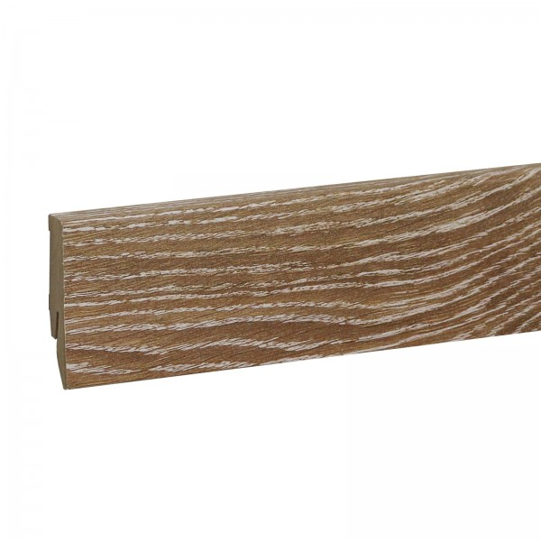 Kronotex Ktex1 D4795 Highland Eiche Bronze 240 cm Randleiste