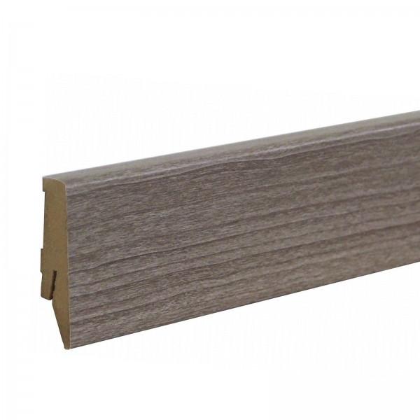 Kronotex Ktex1 D3242 Nostalgie Teak Silber 240 cm Randleiste - M U S T E R