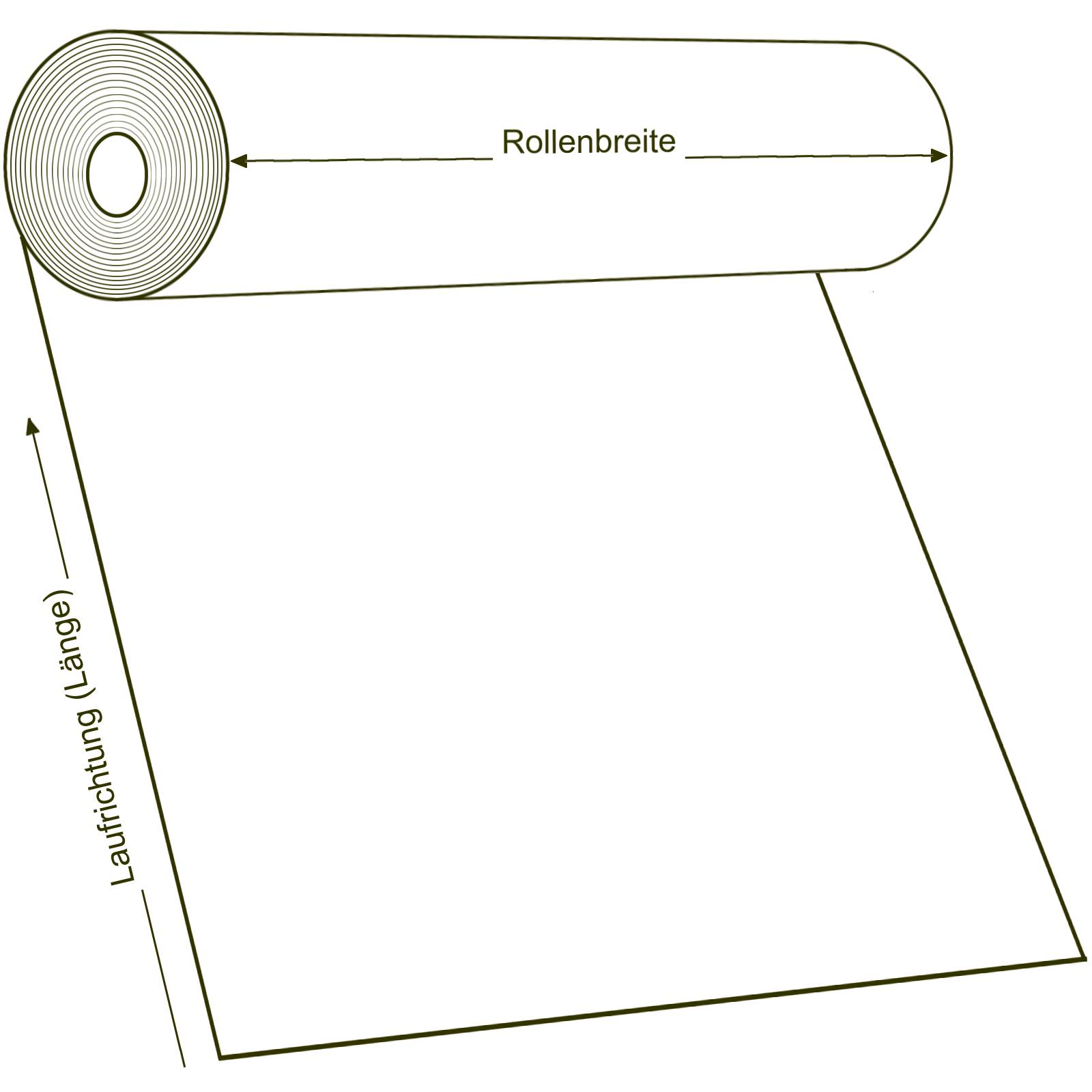 PVC Bodenbelag Einfarbig Uni Breite: 200 cm x L/änge: 250 cm, Schwarz 14,90 /€ p. m/²
