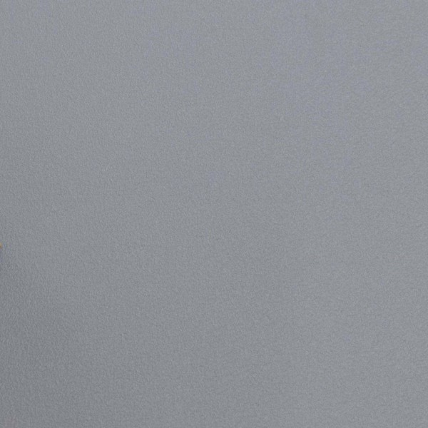 PVC Bodenbelag Einfarbig Uni Silber Grau - Rolle