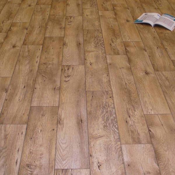 PVC Bodenbelag Holz Rustikal Natur - M U S T E R