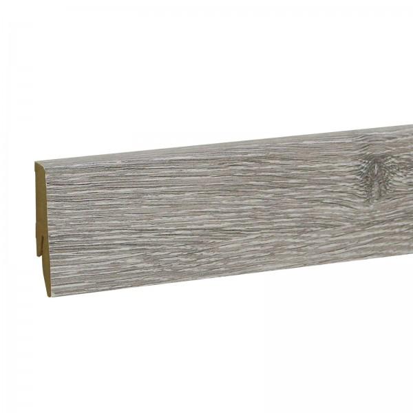 Kronotex Ktex1 D4797 Highland Eiche Silber 240 cm Randleiste