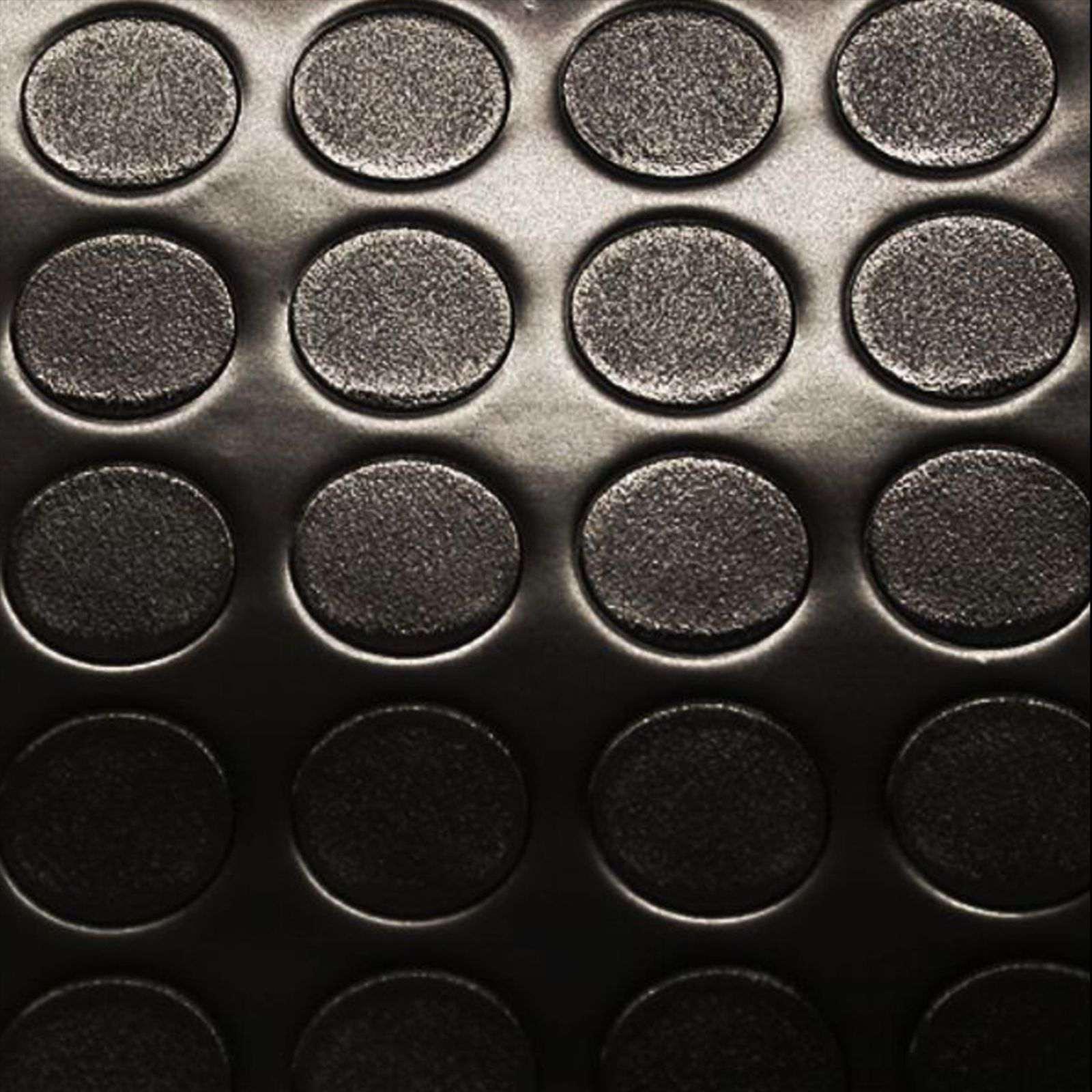 pvc bodenbelag noppenbelag noppe uni schwarz m u s t e r noppenbelag pvc cv bel ge. Black Bedroom Furniture Sets. Home Design Ideas