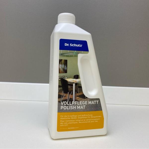 Dr. Schutz Vollpflege Matt - 750 ml