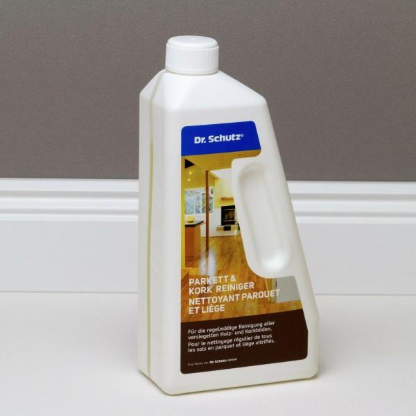 Dr. Schutz Parkett & Kork Reiniger - 750 ml