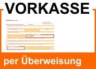 vorkasse_ueberweisung