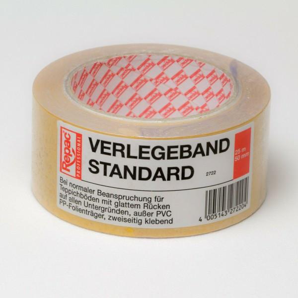 Verlegeband Standard 50 mm x 25 m