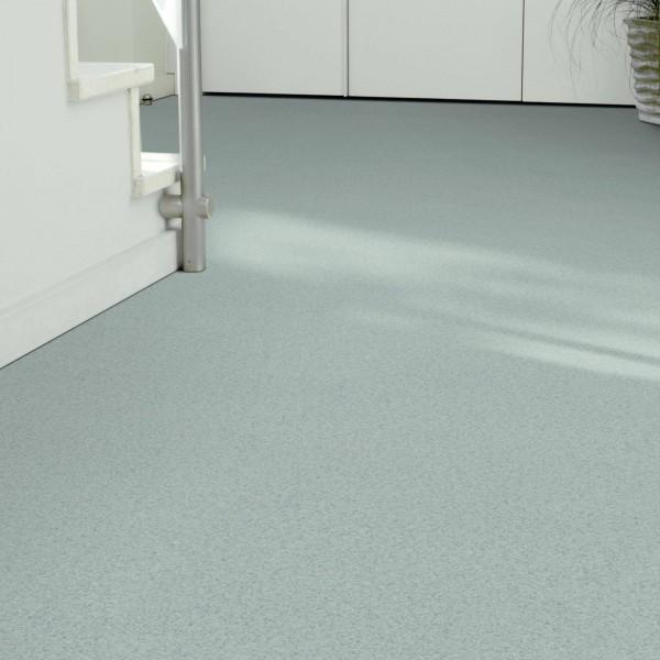 Tarkett Topaz 70 Clic Blue Grey PVC Bodenbelag - Rolle