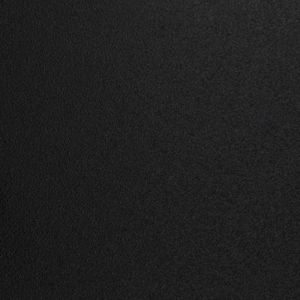 PVC Bodenbelag Einfarbig Uni Schwarz Black