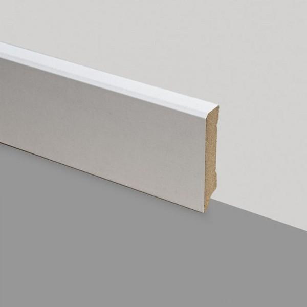 Kronotex Gefast Weiß 18x80 mm Randleiste 240 cm