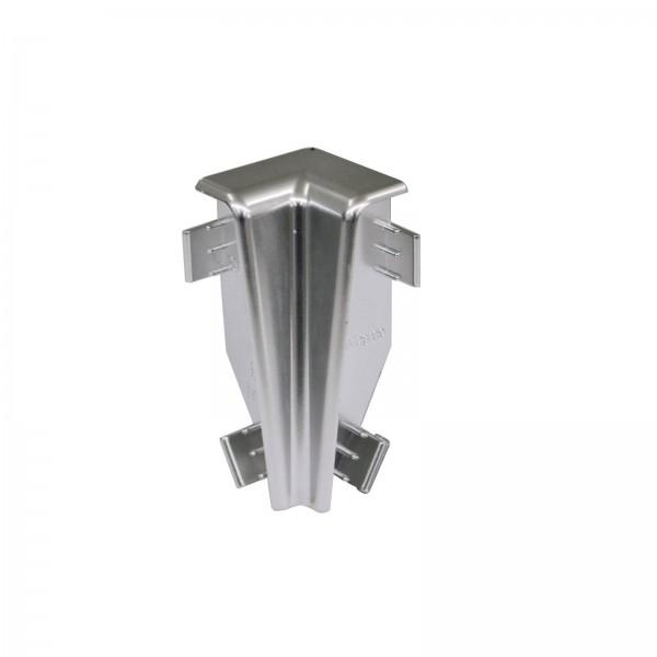 Innenecke Silber Glanz für Kronotex Ktex1 Randleiste
