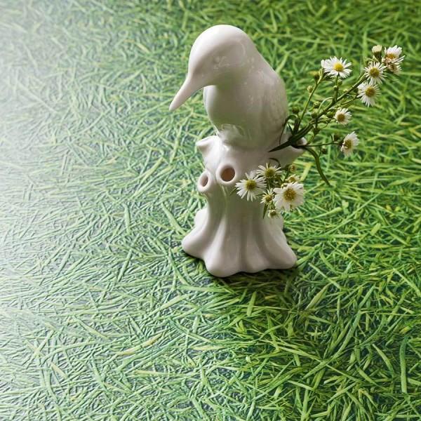 PVC Bodenbelag Rasen Gras Grün - Rolle