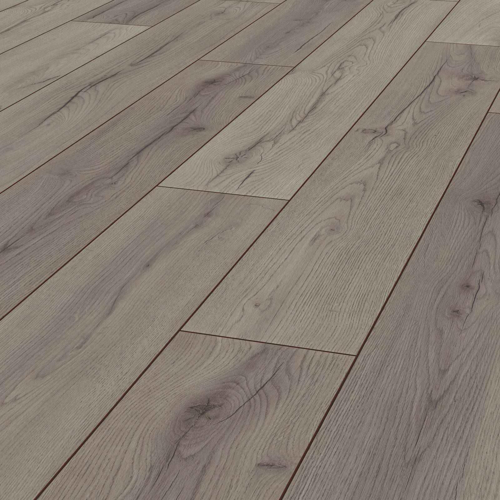 kronotex standard plus century eiche grau d4175 laminat palette 134 24 m standard plus 7. Black Bedroom Furniture Sets. Home Design Ideas