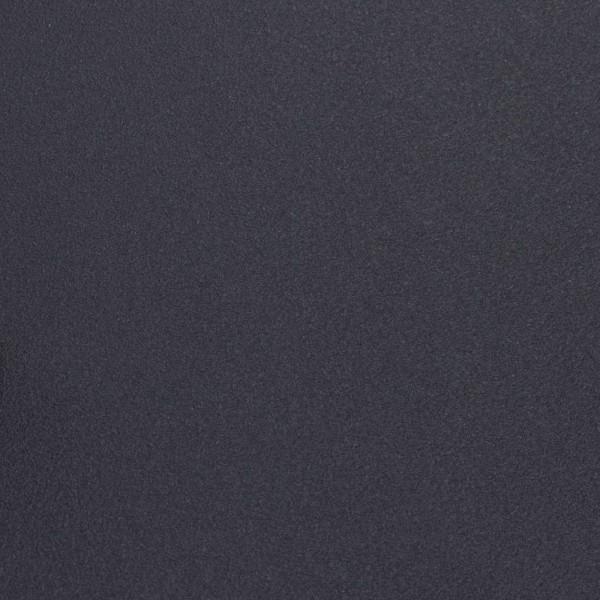 PVC Bodenbelag Einfarbig Uni Grau Dunkel - Rolle