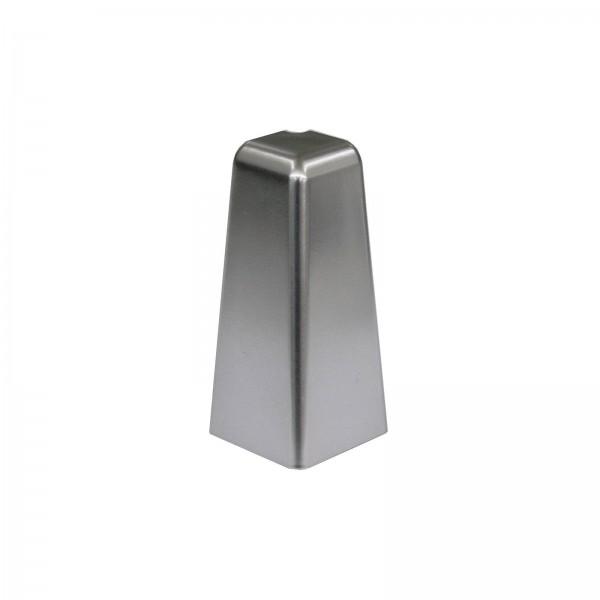 Außenecke Silber Glanz für Kronotex Ktex1 Randleiste
