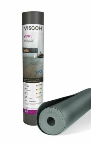 Viscoh VINYL High End Trittschalldämmung für Vinylboden- 12,5 m²
