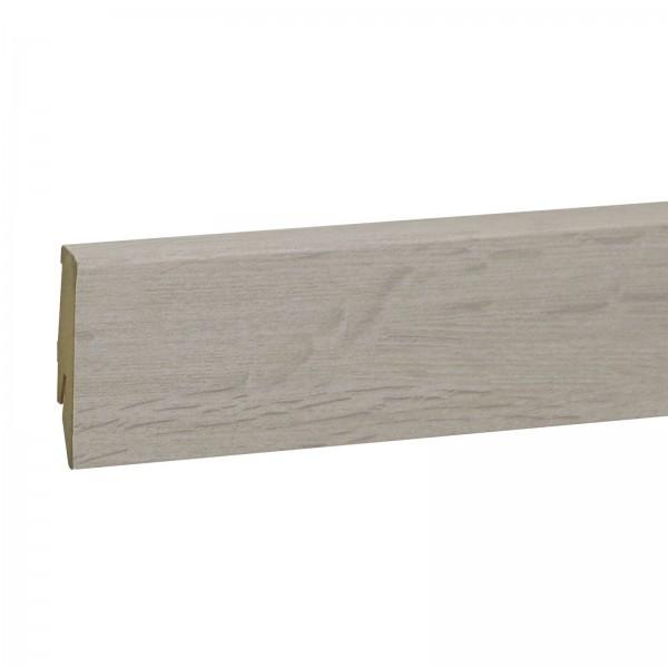Kronotex Ktex1 D3179 Everest Oak Weiss 240 cm Randleiste