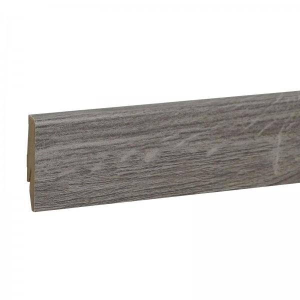 Kronotex Ktex1 D3571 Timeless Oak Grau 240 cm Randleiste - M U S T E R