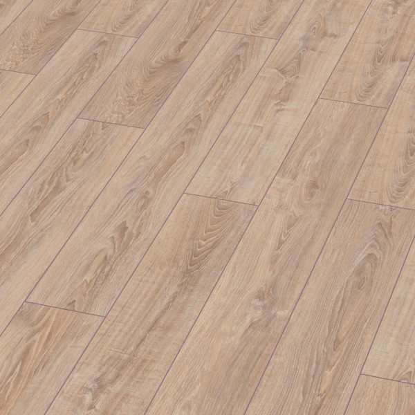 Kronotex Exquisit Whitewashed Oak D2987 Laminat - M U S T E R