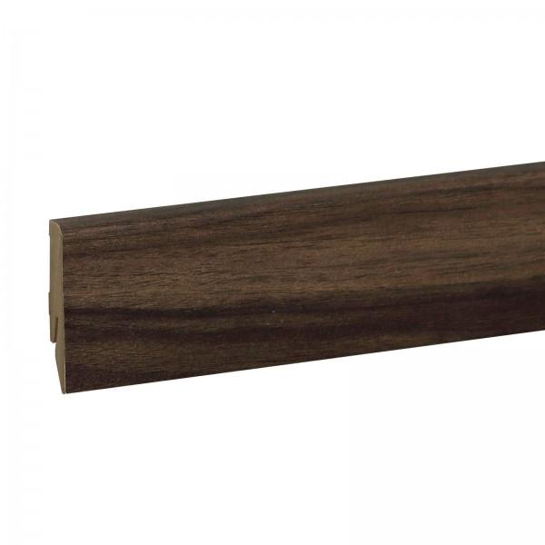 Kronotex Ktex1 D4773 Nussbaum Historia 240 cm Randleiste