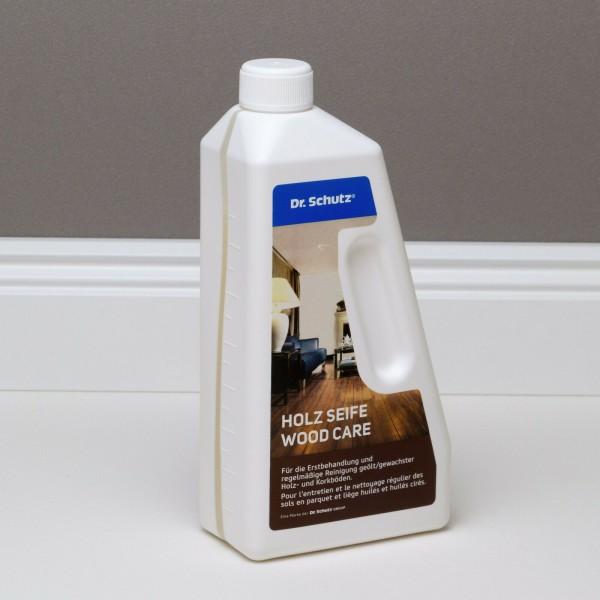 Dr. Schutz Holz Seife Natur - 750 ml