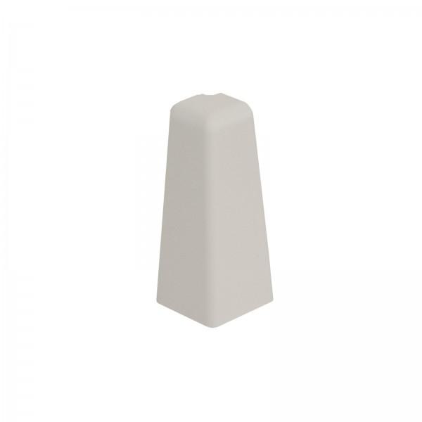 Außenecke Weiß Matt für Kronotex Ktex1 Randleiste