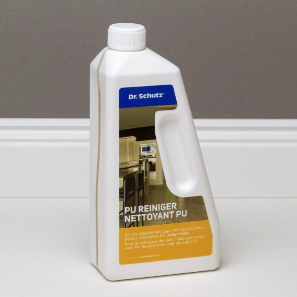 Dr. Schutz PU Reiniger für Designboden mit PU Vergütung - 750 ml